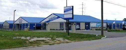 Storage Express - Clarksville - Woodstock Drive 910 Woodstock Drive Clarksville, IN - Photo 8