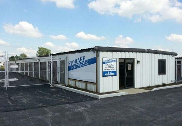 Storage Express - Sidney - West Michigan Street 2471 West Michigan Street Sidney, OH - Photo 2