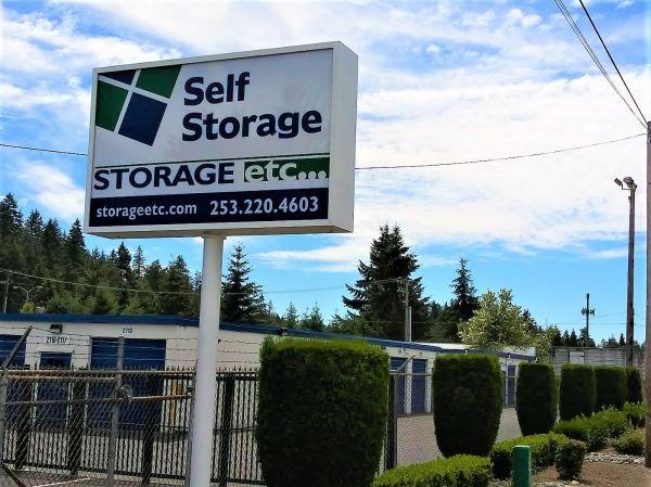 Storage Etc. - Lakewood 12611 Pacific Highway Southwest Lakewood, WA - Photo 0