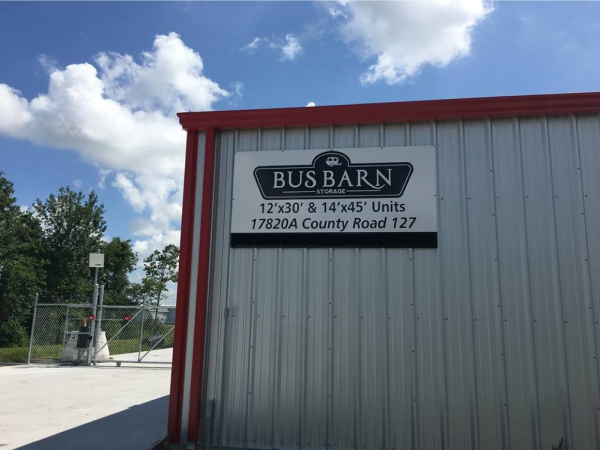 Bus Barn Storage 17820a County Road 127 Pearland, TX - Photo 0