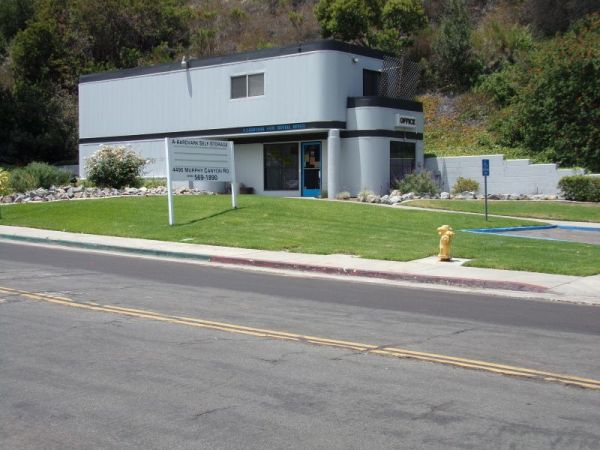 A Aardvark Self Storage 4490 Murphy Canyon Road San Diego, CA - Photo 0
