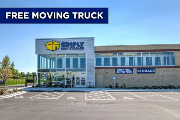 Simply Self Storage - 593 Commerce Drive 593 Commerce Drive Woodbury, MN - Photo 1