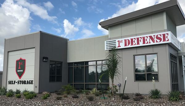 1st Defense Self Storage 3205 Rodd Field Road Corpus Christi, TX - Photo 1