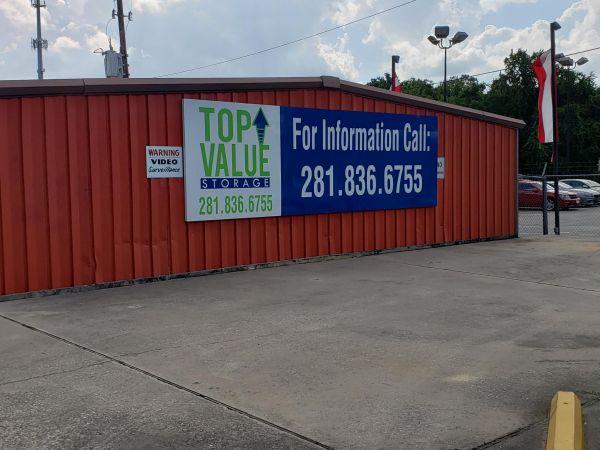 Top Value Storage - Kuykendahl 16617 Kuykendahl Road Houston, TX - Photo 1