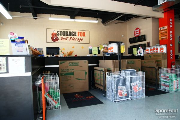 Storage Fox Self Storage of Yonkers and UHAUL 280 Fullerton Avenue Yonkers, NY - Photo 1