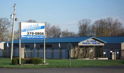 Storage Express - Columbus - State Street 4360 State Street Columbus, IN - Photo 2