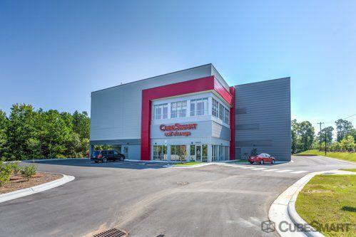 CubeSmart Self Storage - Raleigh - 7710 Alexander Town Blvd 7710 Alexander Town Blvd Raleigh, NC - Photo 0