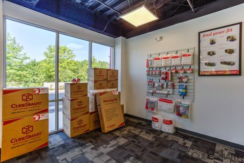 CubeSmart Self Storage - Raleigh - 7710 Alexander Town Blvd 7710 Alexander Town Blvd Raleigh, NC - Photo 9