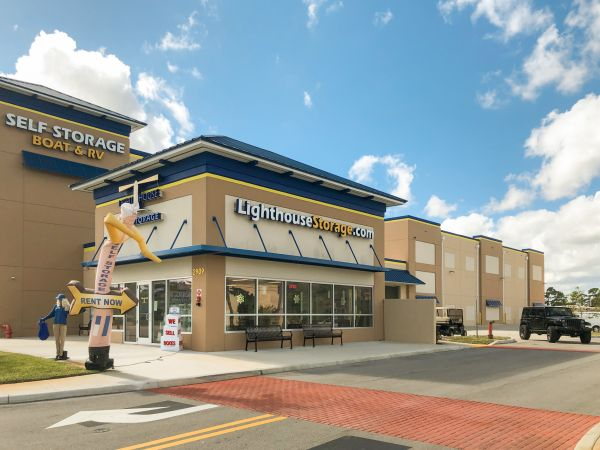 Lighthouse Self Storage West Palm Beach 2909 South Military Trail West Palm Beach, FL - Photo 0