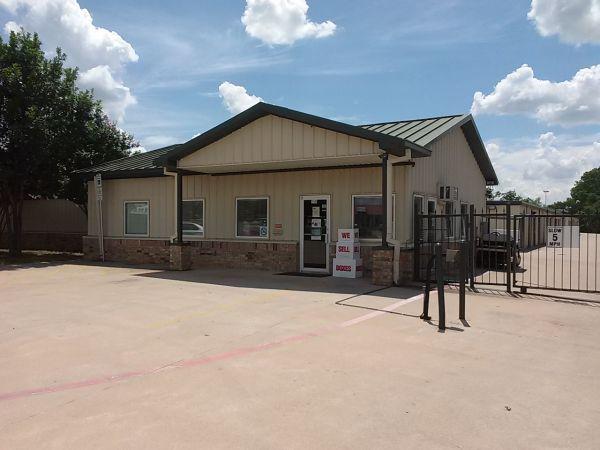 Denton Mini Storage, LLC 550 Fort Worth Drive Denton, TX - Photo 1