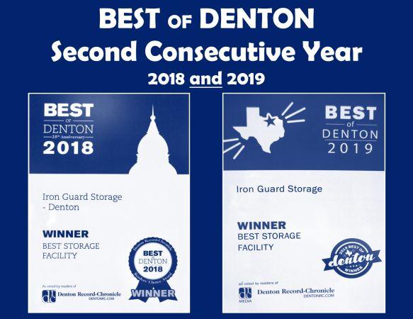 Denton Mini Storage, LLC 550 Fort Worth Drive Denton, TX - Photo 9