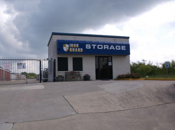 Iron Guard Storage - Del Valle 4405 East Highway 71 Garfield, TX - Photo 0
