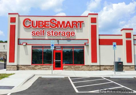 CubeSmart Self Storage - Durham - 3409 East US 70 3409 East US 70 Durham, NC - Photo 0