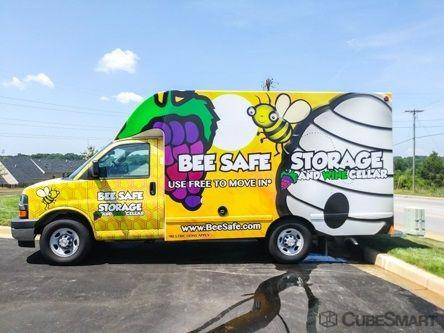 Bee Safe Self Storage - Greer 805 Hammett Bridge Road Greer, SC - Photo 8