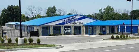 Storage Express - Indianapolis - Madison Avenue 7734 Madison Avenue Indianapolis, IN - Photo 0