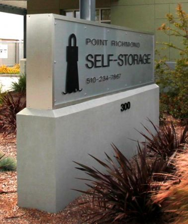 Point Richmond Self Storage 300 West Ohio Avenue Richmond, CA - Photo 1