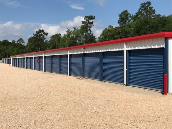 Just For U Storage 18430 Farm Market 1485 Road New Caney, TX - Photo 1