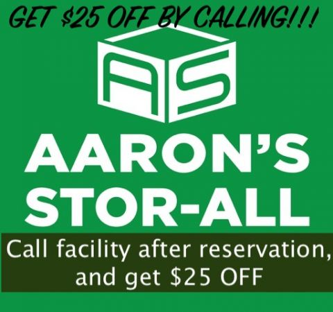 Aaron's Stor-All Air-Conditioned Indoor Units at 2100 Calumet St 2100 Calumet Street Clearwater, FL - Photo 5