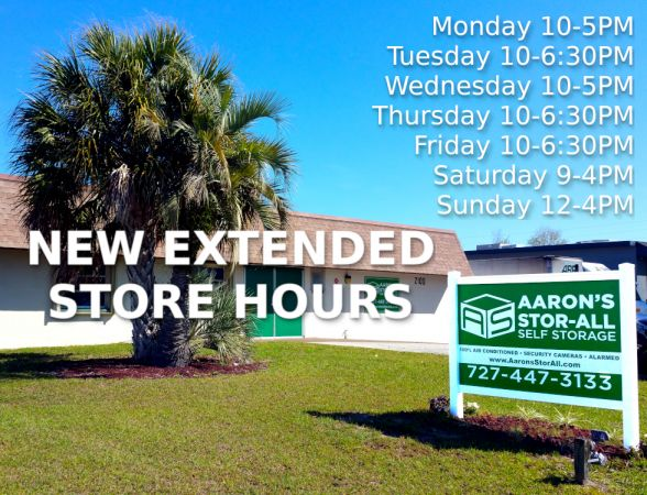 Aaron's Stor-All Air-Conditioned Indoor Units at 2100 Calumet St 2100 Calumet Street Clearwater, FL - Photo 0