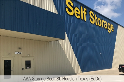 AAA Storage Scott St 1815 Edmundson Street Houston, TX - Photo 0