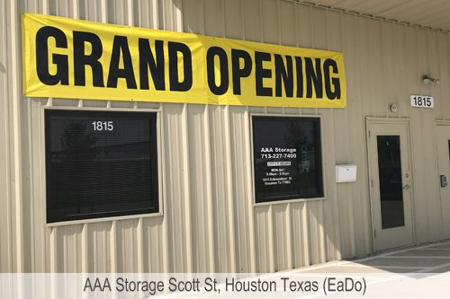 AAA Storage Scott St 1815 Edmundson Street Houston, TX - Photo 1