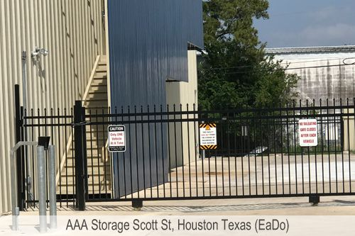 AAA Storage Scott St 1815 Edmundson Street Houston, TX - Photo 2