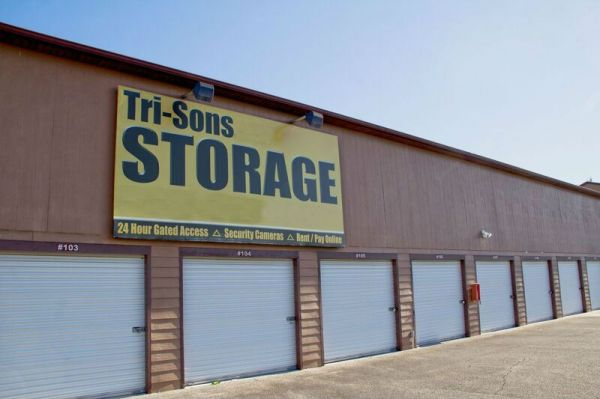 Tri-Sons Storage (T Highway) 1174 State Highway T Branson, MO - Photo 0