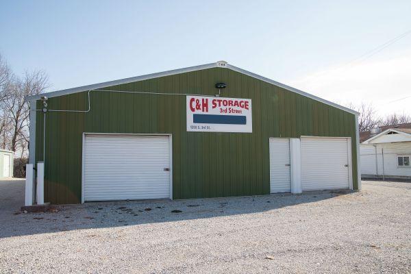 C&H Storage - (B) 3rd Street 1208 South 3rd Street Ozark, MO - Photo 0
