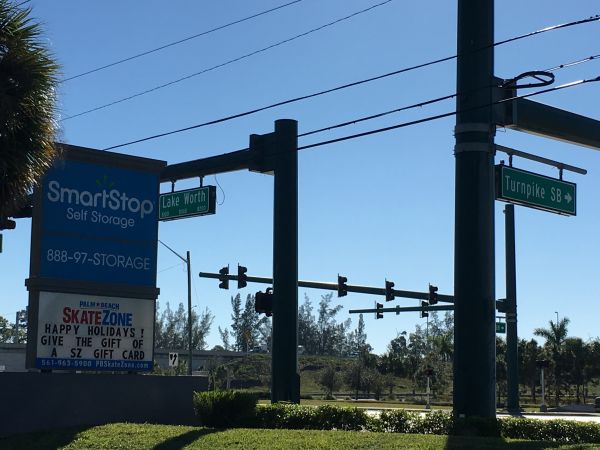 SmartStop Self Storage - Lake Worth 8135 Lake Worth Road Lake Worth, FL - Photo 1