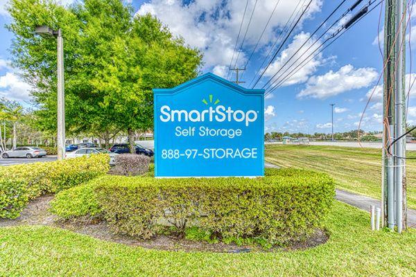 SmartStop Self Storage - Wellington 1341 State Road 7 Wellington, FL - Photo 1