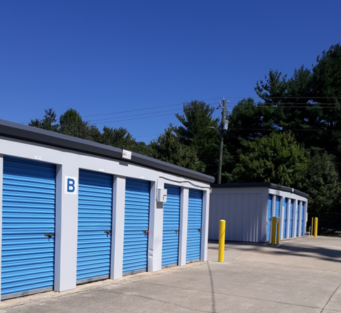SmartStop Self Storage - Asheville - 2594 Sweeten Creek Rd 2594 Sweeten Creek Road Asheville, NC - Photo 2