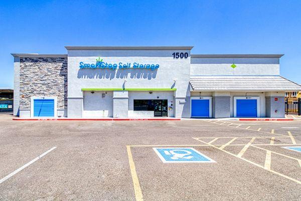 SmartStop Self Storage - Phoenix 1500 East Baseline Road Phoenix, AZ - Photo 0