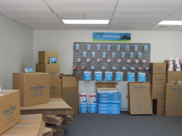 SmartStop Self Storage - Morrisville 150 Airport Boulevard Morrisville, NC - Photo 2