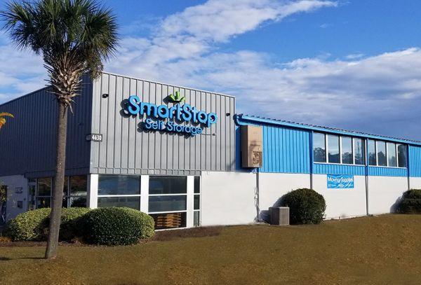 SmartStop Self Storage - Myrtle Beach - Dick Pond Rd 4630 Dick Pond Road Myrtle Beach, SC - Photo 0