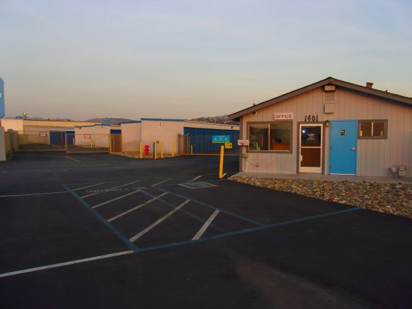 SmartStop Self Storage - Vallejo 1401 Enterprise Street Vallejo, CA - Photo 1