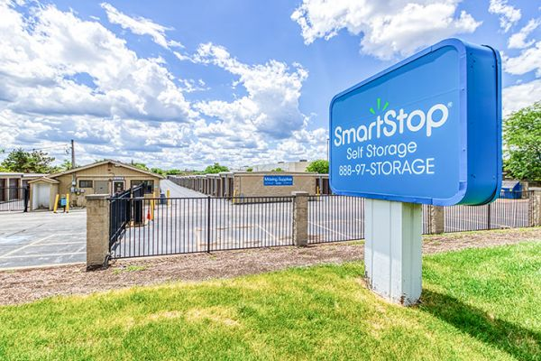 SmartStop Self Storage - Bloomingdale 240 West Army Trail Road Bloomingdale, IL - Photo 1
