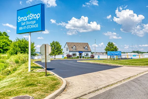 SmartStop Self Storage - Richmond 1880 Williamsburg Pike Richmond, IN - Photo 0