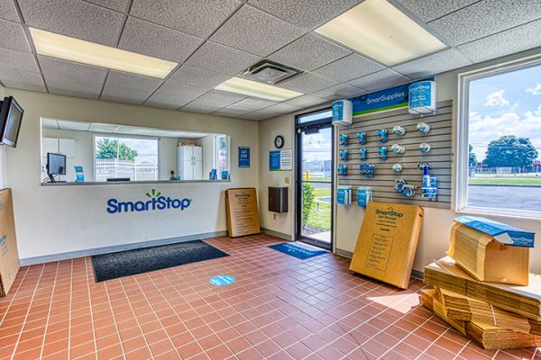 SmartStop Self Storage - Richmond 1880 Williamsburg Pike Richmond, IN - Photo 1