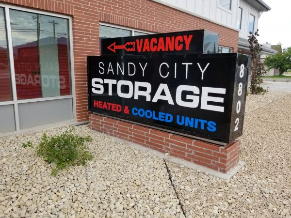 ... Sandy City Storage8802 700 East - Sandy UT - Photo 1 ... & Sandy City Storage: Lowest Rates - SelfStorage.com