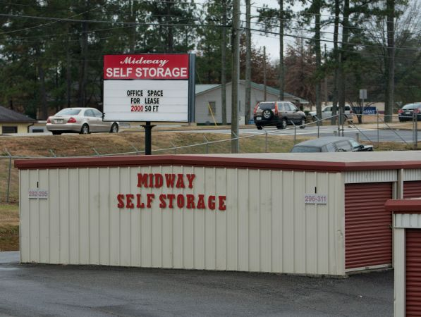 Midway Self Storage 105 Mauldin Drive Alpharetta, GA - Photo 1