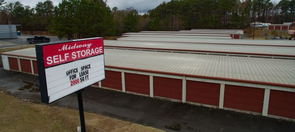 Midway Self Storage 105 Mauldin Drive Alpharetta, GA - Photo 2