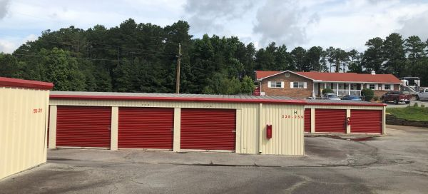 Midway Self Storage 105 Mauldin Drive Alpharetta, GA - Photo 0