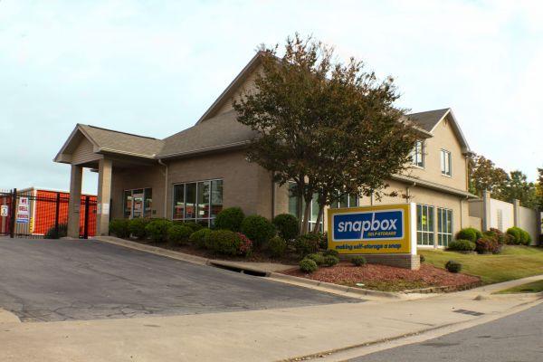 Snapbox Self Storage - Fairpark 5700 W 10th St Little Rock, AR - Photo 0