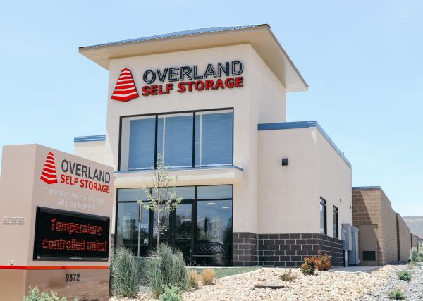 Overland Self Storage - West Jordan - 9372 S Prosperity Road 9372 South Prosperity Road West Jordan, UT - Photo 0