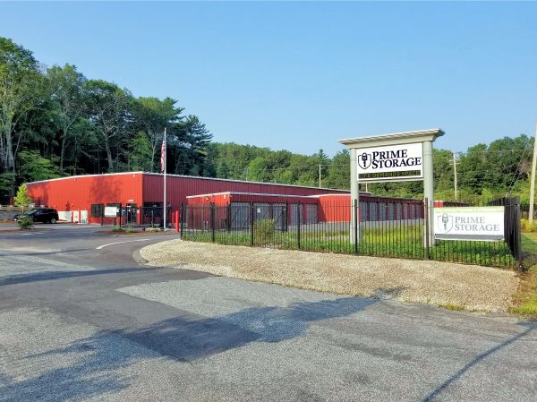 Prime Storage - Whitinsville 24 Castle Hill Road Northbridge, MA - Photo 0