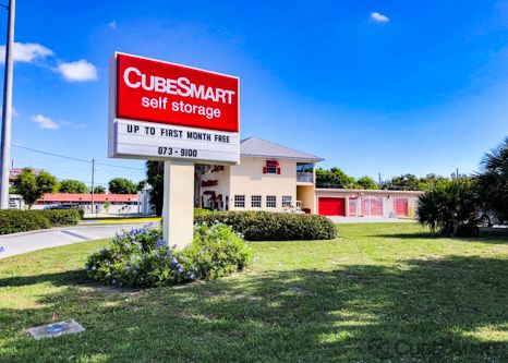 Cubesmart Self Storage Port St Lucie 7680 U S 1