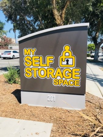 My Self Storage Space - Fullerton 201 South Balcom Avenue Fullerton, CA - Photo 3