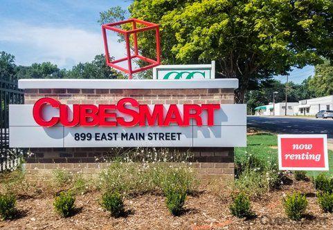 CubeSmart Self Storage - Spartanburg - 899 E Main St 899 E Main St Spartanburg, SC - Photo 0