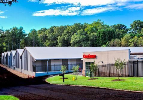 CubeSmart Self Storage - Spartanburg - 899 E Main St 899 E Main St Spartanburg, SC - Photo 1
