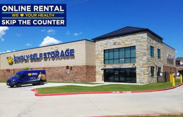 Simply Self Storage - 4740 4th Army Drive - Frisco 4740 4th Army Drive Frisco, TX - Photo 0